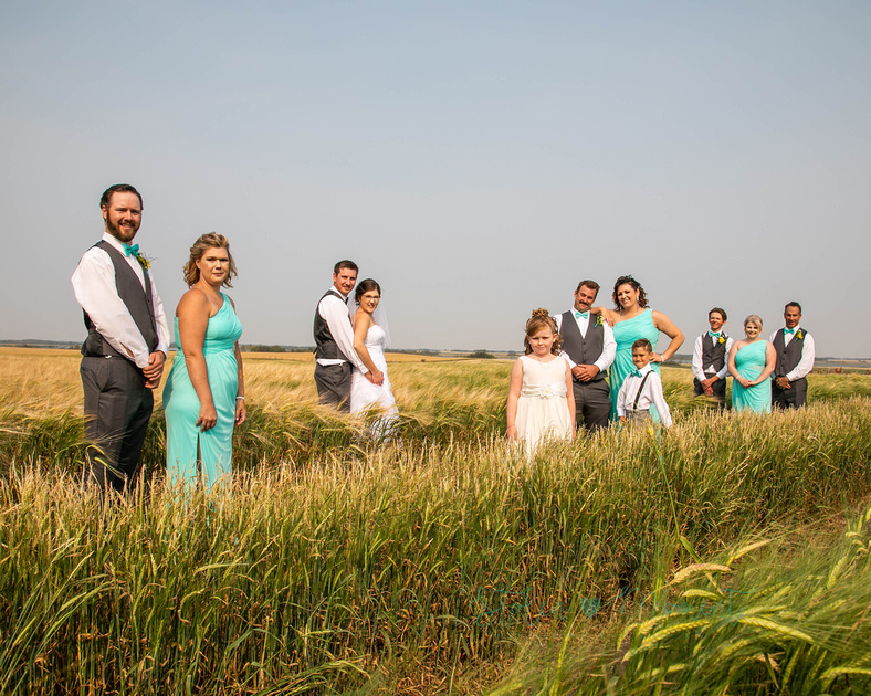 Round Hill Country Wedding