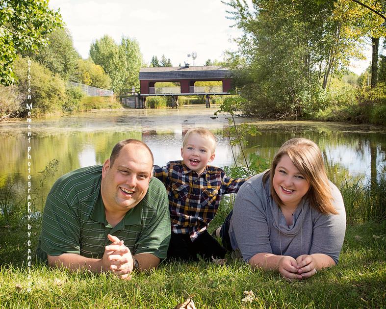 Family photography in Edmonton